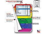 Rainbow Stripes iPod Video (5G) Skin