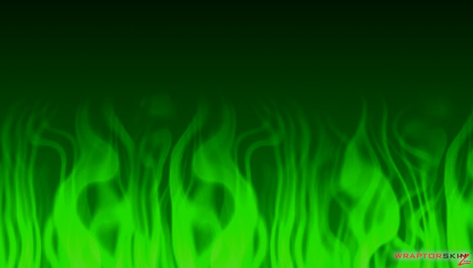 green fire wallpaper - photo #4