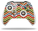 Zig Zag Colors 01 - Decal Style Skin fits Microsoft XBOX One S and One X Wireless Controller