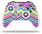 Skin Wrap for Microsoft XBOX One S / X Controller Zig Zag Colors 04