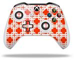 Boxed Red - Decal Style Skin fits Microsoft XBOX One S and One X Wireless Controller