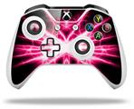 Skin Wrap for Microsoft XBOX One S / X Controller Lightning Pink