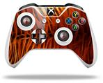 Skin Wrap for Microsoft XBOX One S / X Controller Fractal Fur Tiger
