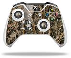 WraptorCamo Grassy Marsh Camo - Decal Style Skin fits Microsoft XBOX One S and One X Wireless Controller