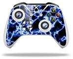 Electrify Blue - Decal Style Skin fits Microsoft XBOX One S and One X Wireless Controller