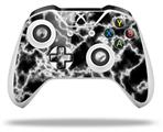 Electrify White - Decal Style Skin fits Microsoft XBOX One S and One X Wireless Controller