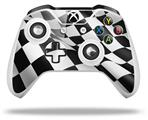 Skin Wrap for Microsoft XBOX One S / X Controller Checkered Racing Flag