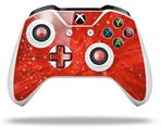 Skin Wrap for Microsoft XBOX One S / X Controller Stardust Red