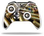 Bullets - Decal Style Skin fits Microsoft XBOX One S and One X Wireless Controller