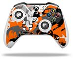 Skin Wrap for Microsoft XBOX One S / X Controller Halloween Ghosts
