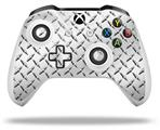 Skin Wrap for Microsoft XBOX One S / X Controller Diamond Plate Metal