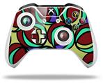 Crazy Dots 04 - Decal Style Skin fits Microsoft XBOX One S and One X Wireless Controller
