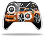 Skin Wrap for Microsoft XBOX One S / X Controller 2010 Camaro RS Orange