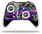 2010 Camaro RS Purple - Decal Style Skin fits Microsoft XBOX One S and One X Wireless Controller