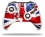Skin Wrap for Microsoft XBOX One S / X Controller Union Jack 01