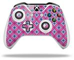Kalidoscope - Decal Style Skin fits Microsoft XBOX One S and One X Wireless Controller