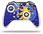 Skin Wrap for Microsoft XBOX One S / X Controller Moon Sun
