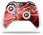 Mystic Vortex Red - Decal Style Skin fits Microsoft XBOX One S and One X Wireless Controller