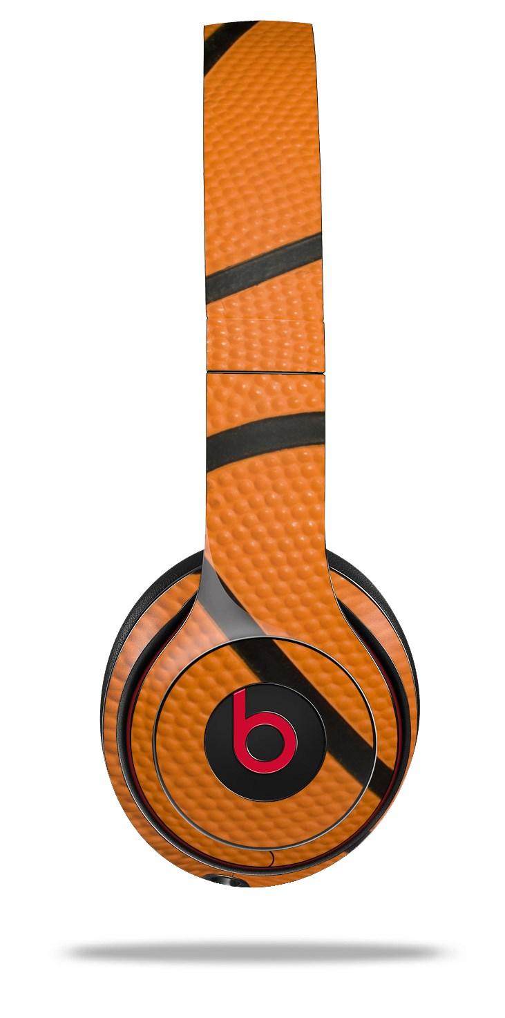Beats Solo2 - Solo3 Wireless Skins Basketball   WraptorSkinz
