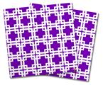 Vinyl Craft Cutter Designer 12x12 Sheets Boxed Purple - 2 Pack