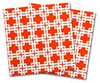 Vinyl Craft Cutter Designer 12x12 Sheets Boxed Red - 2 Pack