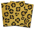 Vinyl Craft Cutter Designer 12x12 Sheets Leopard Skin - 2 Pack