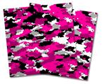 Vinyl Craft Cutter Designer 12x12 Sheets WraptorCamo Digital Camo Hot Pink - 2 Pack