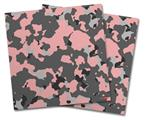 Vinyl Craft Cutter Designer 12x12 Sheets WraptorCamo Old School Camouflage Camo Pink - 2 Pack