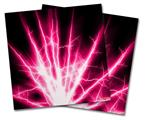 Vinyl Craft Cutter Designer 12x12 Sheets Lightning Pink - 2 Pack