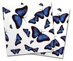 Vinyl Craft Cutter Designer 12x12 Sheets Butterflies Blue - 2 Pack