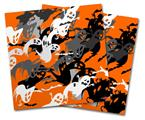 Vinyl Craft Cutter Designer 12x12 Sheets Halloween Ghosts - 2 Pack