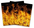 Vinyl Craft Cutter Designer 12x12 Sheets Open Fire - 2 Pack