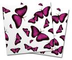 Vinyl Craft Cutter Designer 12x12 Sheets Butterflies Purple - 2 Pack