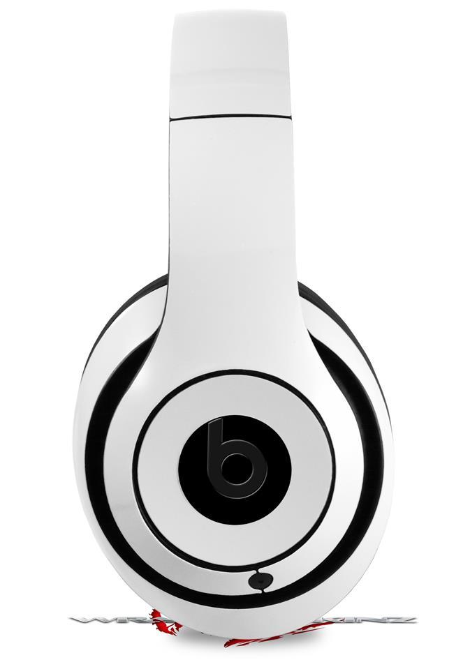 Beats Studio2 - Studio3 skins Solids Collection White