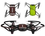 Skin Decal Wrap 2 Pack for DJI Ryze Tello Drone Football DRONE NOT INCLUDED