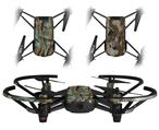 Skin Decal Wrap 2 Pack for DJI Ryze Tello Drone WraptorCamo Grassy Marsh Camo Seafoam Green DRONE NOT INCLUDED
