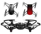 Skin Decal Wrap 2 Pack for DJI Ryze Tello Drone Lightning Black DRONE NOT INCLUDED