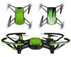Skin Decal Wrap 2 Pack for DJI Ryze Tello Drone Stardust Green DRONE NOT INCLUDED