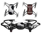 Skin Decal Wrap 2 Pack for DJI Ryze Tello Drone Soccer Ball DRONE NOT INCLUDED