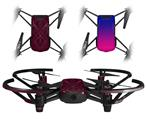 Skin Decal Wrap 2 Pack for DJI Ryze Tello Drone Abstract 01 Pink DRONE NOT INCLUDED