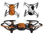 Skin Decal Wrap 2 Pack for DJI Ryze Tello Drone Basketball DRONE NOT INCLUDED