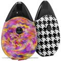 Skin Decal Wrap 2 Pack compatible with Suorin Drop Tie Dye Pastel VAPE NOT INCLUDED