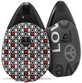 Skin Decal Wrap 2 Pack compatible with Suorin Drop XO Hearts VAPE NOT INCLUDED