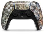 WraptorSkinz Skin Wrap compatible with the Sony PS5 DualSense Controller Marble Granite 05 Speckled (CONTROLLER NOT INCLUDED)