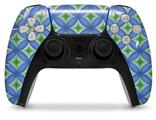 WraptorSkinz Skin Wrap compatible with the Sony PS5 DualSense Controller Kalidoscope 02 (CONTROLLER NOT INCLUDED)
