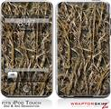 iPod Touch 2G & 3G Skin Kit WraptorCamo Grassy Marsh Camo
