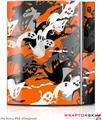 Sony PS3 Skin Halloween Ghosts
