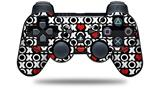 XO Hearts - Decal Style Skin fits Sony PS3 Controller (CONTROLLER NOT INCLUDED)