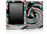 Alecias Swirl 02 - Decal Style Skin for Amazon Kindle DX