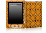 Halloween Skull and Bones - Decal Style Skin for Amazon Kindle DX